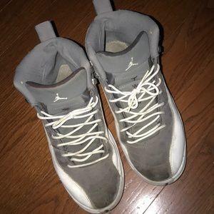 "Retro Air Jordan 12 ""Cool Grey"" Customs 2012"